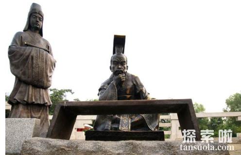 南越王越佗不出兵救秦国,只因秦始皇一道密旨吗?