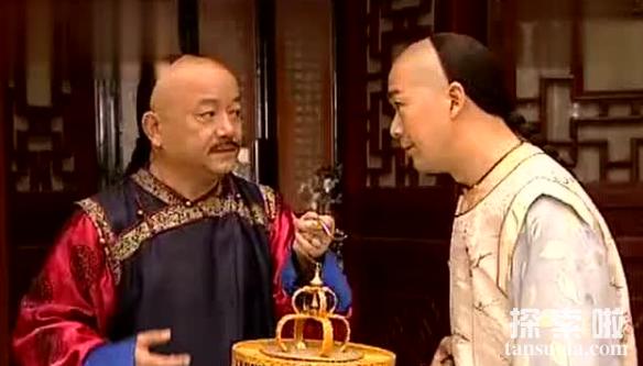清朝大贪官和珅用权力发家,建小金库捞钱,叹为观止(图4)