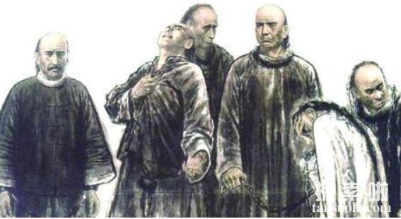 谭嗣同被处死,为何慈禧让刽子手用钝刀?(图6)
