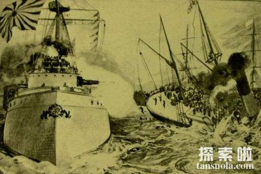 为何日军不敢入邓家祠堂,究竟怕什么,邓世昌是谁?(图6)