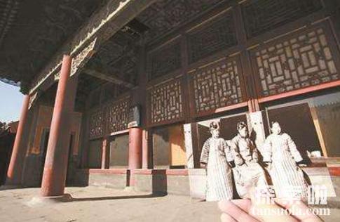 92年故宫宫女灵异事件,故宫红墙惊现行走的宫女(已辟谣)(图3)