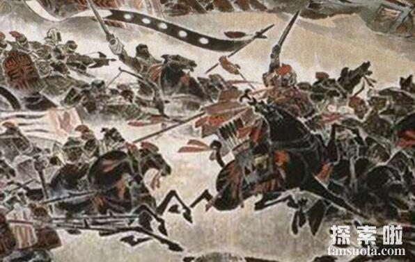 手握兵权的李世民,兵变上位太子,只因老爹李渊太偏心(图4)