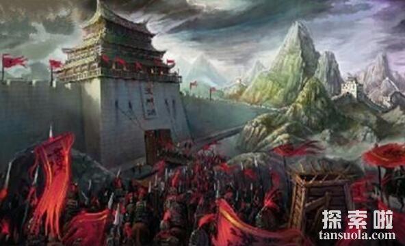 手握兵权的李世民,兵变上位太子,只因老爹李渊太偏心(图5)