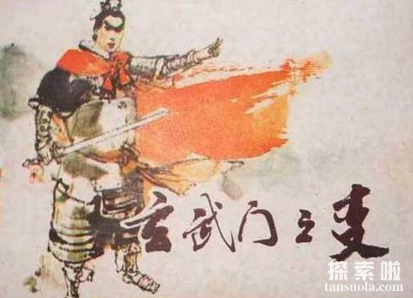 手握兵权的李世民,兵变上位太子,只因老爹李渊太偏心(图6)