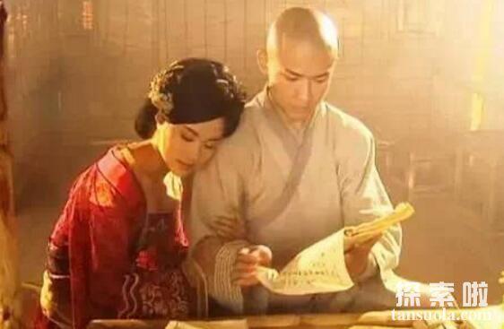 李世民因一个枕头气死吗?高阳公主与和尚通奸是真是假?(图2)
