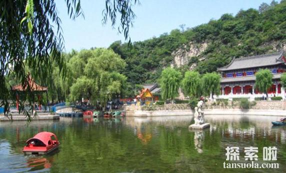 世界上最小的湖:本溪湖,面积仅15平方米(参观免费)