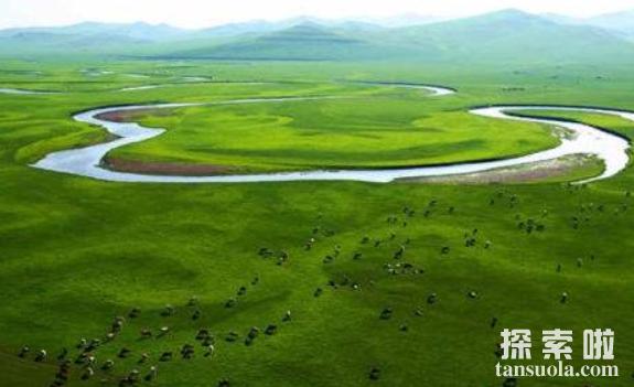 世界上最大的草原:欧亚草原,横跨两大洲,东西绵延110个经度(图3)