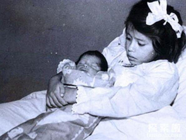 世界上最年轻的妈妈,秘鲁5岁女童生子,成年龄最小的妈妈(图3)