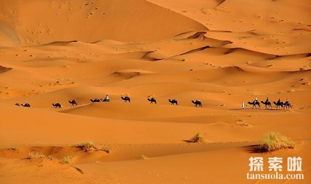 世界上最大的沙漠:撒哈拉沙漠,比美国都大的沙漠(图2)