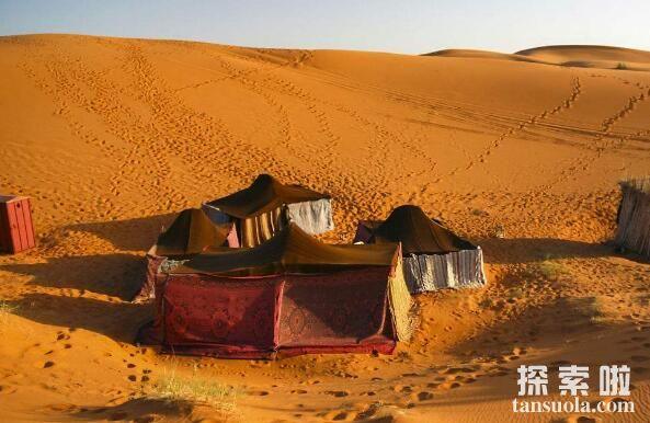 世界上最大的沙漠:撒哈拉沙漠,比美国都大的沙漠(图3)