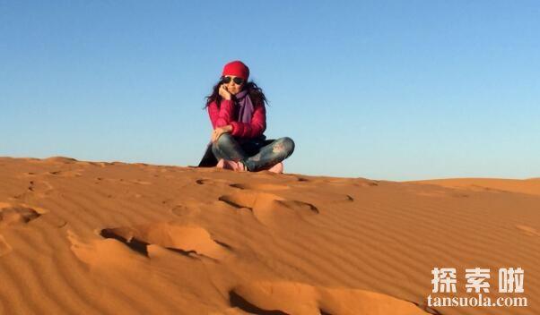 世界上最大的沙漠:撒哈拉沙漠,比美国都大的沙漠(图5)