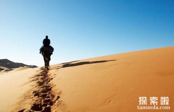 世界上最大的沙漠:撒哈拉沙漠,比美国都大的沙漠(图6)
