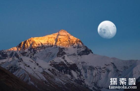 世界上最高的山峰,珠穆朗玛峰(8844.34米),世界第一高峰(图3)