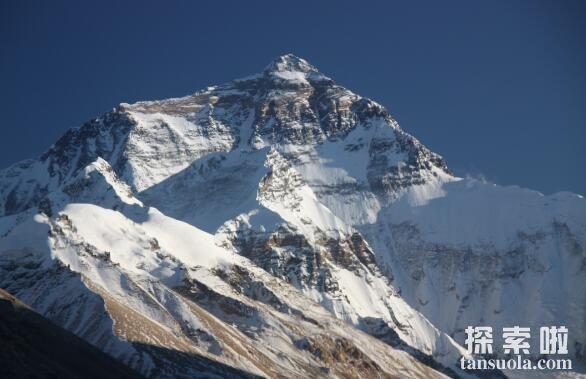 世界上最高的山峰,珠穆朗玛峰(8844.34米),世界第一高峰(图6)