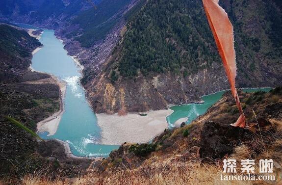 世界上最大的峡谷,雅鲁藏布大峡谷(地球的钥匙孔)