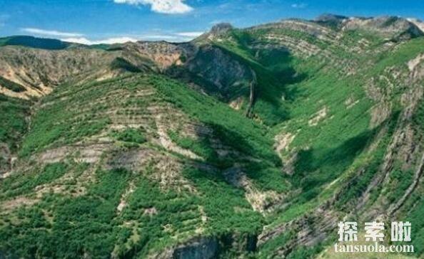 中国十大盆地排行,塔里木盆地居首(图8)