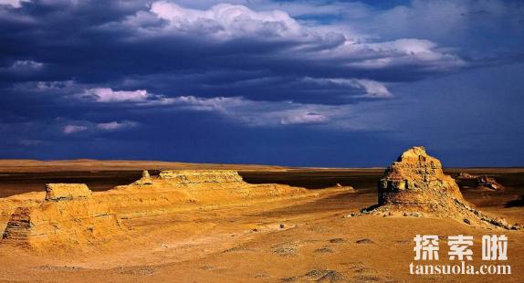 我国海拔最高的盆地:柴达木盆地,最高的高原盆地(高3000米)