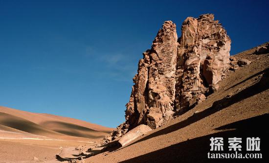 世界上最干旱的沙漠:阿塔卡马沙漠,一次干旱持续400年(图2)