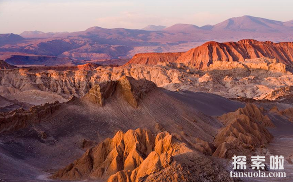 世界上最干旱的沙漠:阿塔卡马沙漠,一次干旱持续400年(图6)