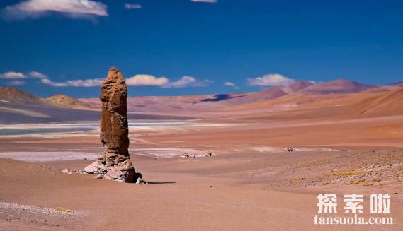 世界上最干旱的沙漠:阿塔卡马沙漠,一次干旱持续400年(图7)