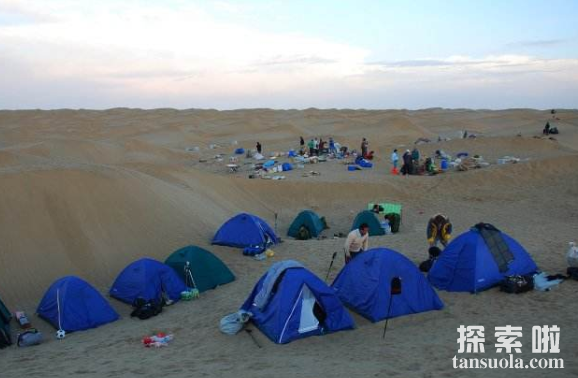 中国最大的沙漠:塔克拉玛干沙漠,会移动的沙漠(图4)