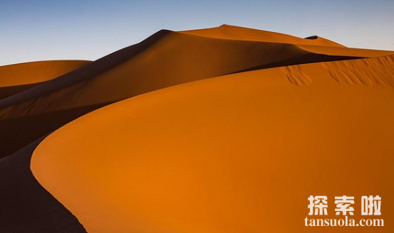 中国最大的沙漠:塔克拉玛干沙漠,会移动的沙漠(图5)