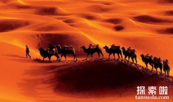 中国最大的沙漠:塔克拉玛干沙漠,会移动的沙漠(图7)