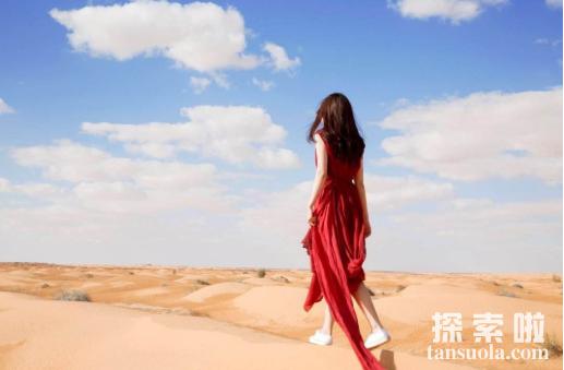 世界上最热的沙漠:卢特沙漠,最高气温达71度(酷热)