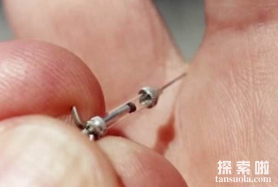 世界上最小的针,世界上最细的注射针头(仅0.2毫米)