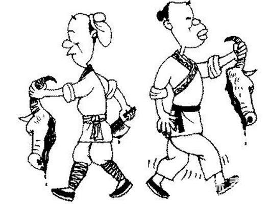 为什么祖先说半斤和八两是一样的,人在做天在看是真的吗?(图1)