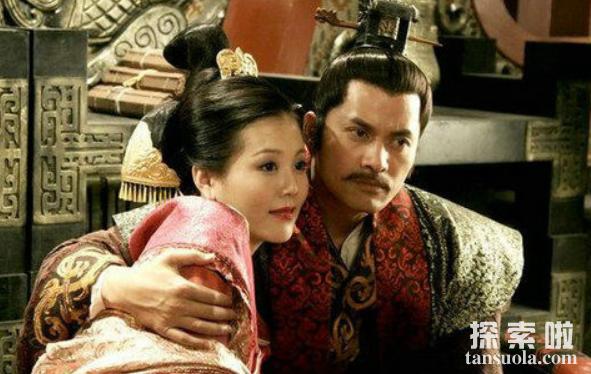 吕后与戚夫人的故事,吕后恨戚夫人争宠,竟毒杀刘如意(图2)