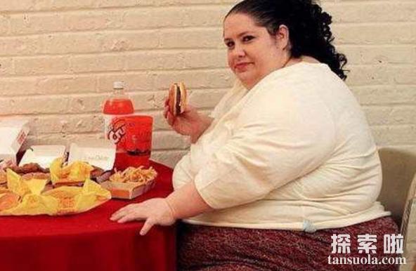 世界上最胖的女人:罗莎莉.布拉德福德,最胖达544公斤(图2)