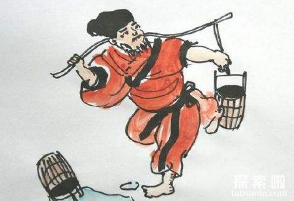 二十四孝之戏彩娱亲的故事,穿五色彩衣只为博父母开心(图3)