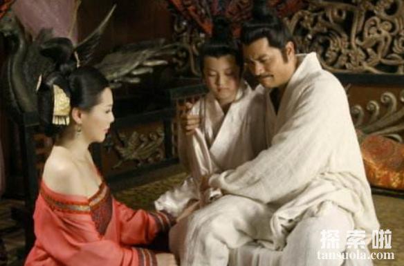 刘如意怎么死的?刘如意最像刘邦,却被吕后毒死(图2)