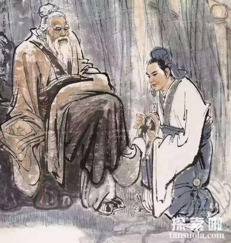 """张良拜师的故事,落魄公子张良""""圯桥授书""""成一代名士(图4)"""