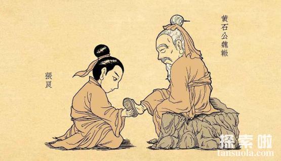 张良的故事:张良刺秦与拜师的故事,西汉张良怎么死的(图5)