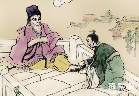 张良的故事:张良刺秦与拜师的故事,西汉张良怎么死的(图2)