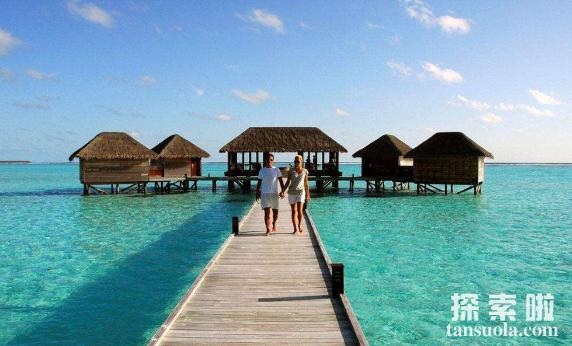 亚洲最小的国家:马尔代夫