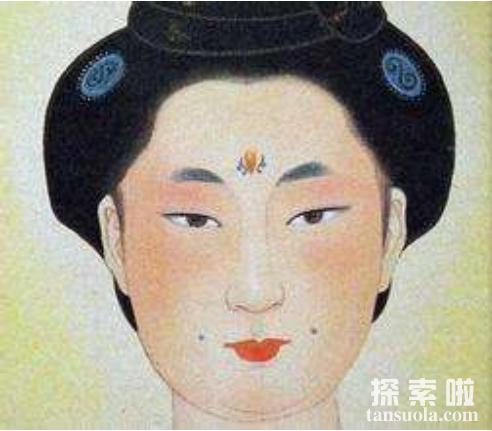 杨贵妃有着怎样的绝世好容颜?杨玉环容貌复原图精美呈现(图2)