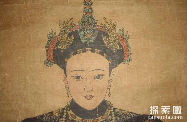 同治帝皇后是谁,同治皇帝的皇后死因之谜(图1)