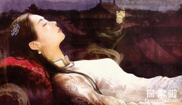 同治帝的皇后阿鲁特氏,被慈禧活活逼死(一尸两命)