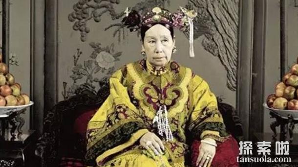 史上最差婆媳关系:慈禧太后与同治皇后,水火不容(图1)