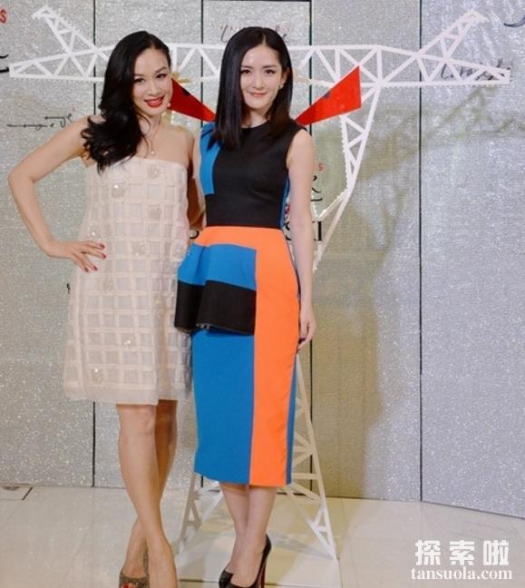 谢娜身高多少,谢娜的真实身高不足1米6(惊诧)