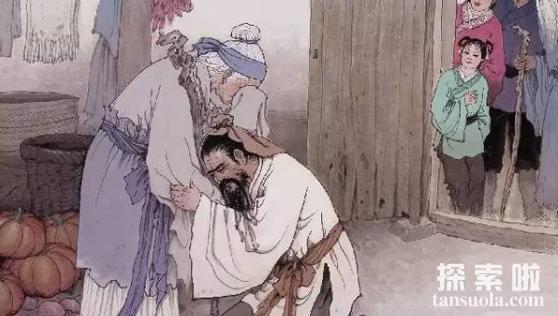 二十四孝故事:弃官寻母,孝子朱寿昌辞职寻母(图3)