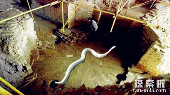 雷峰塔地宫探秘,雷峰塔地宫无白蛇,却有稀世珍宝(图2)