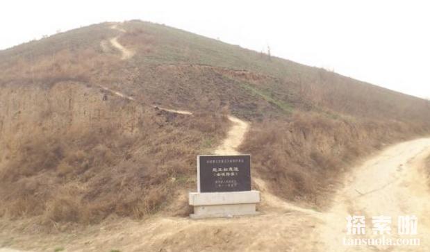 汉高祖陵墓在哪,汉高祖陵墓位置在哪里(图3)
