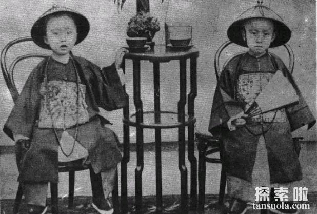 真实的光绪皇帝照片,不同时期光绪皇帝的照片大全(图10)