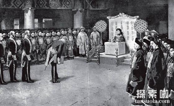 真实的光绪皇帝照片,不同时期光绪皇帝的照片大全(图4)