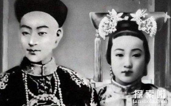 真实的光绪皇帝照片,不同时期光绪皇帝的照片大全(图5)