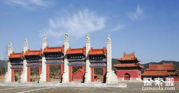 清朝皇帝陵墓在哪,清朝皇帝陵墓的具体位置